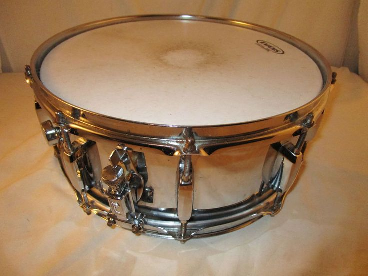 pearl snare drum 14 x 5 5 inches steel shell 986289 read description pearl snaredrum musical. Black Bedroom Furniture Sets. Home Design Ideas