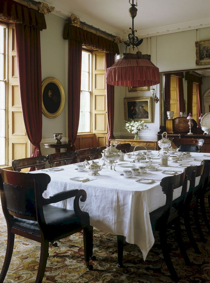 The 25  best Victorian dining rooms ideas on Pinterest   Victorian dining  chairs  Victorian dining tables and Gothic interior. The 25  best Victorian dining rooms ideas on Pinterest   Victorian