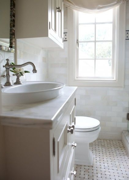 20 best images about concrete bathroom on pinterest - Small bathroom remodel with tub ...