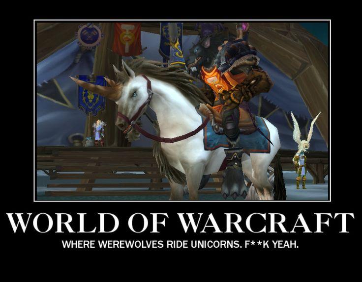 World of Warcraft by Shadowpaw76.deviantart.com on @deviantART