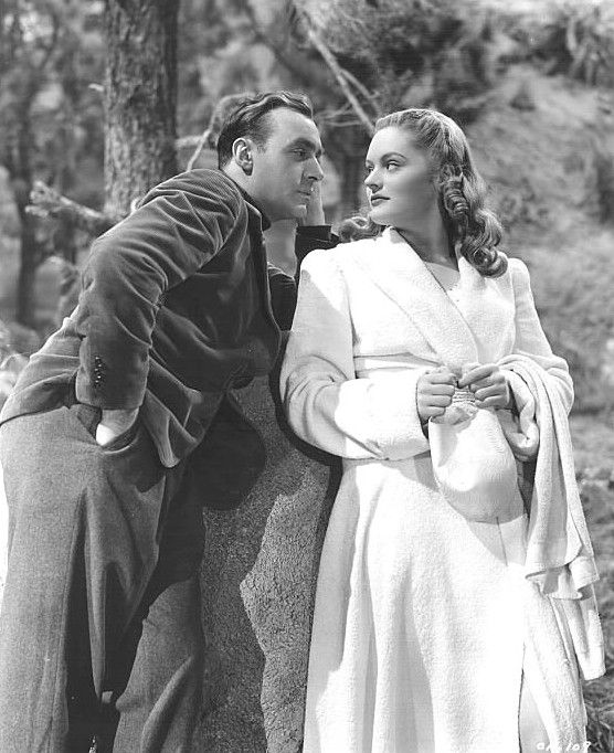 Charles Boyer and Alexis Smith - The Constant Nymph