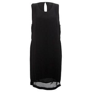 Belle Curve Eyes On You Dress - Black – Target Australia