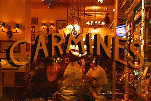 Carmine's in Times Square is great for families and their family style Italian meal.