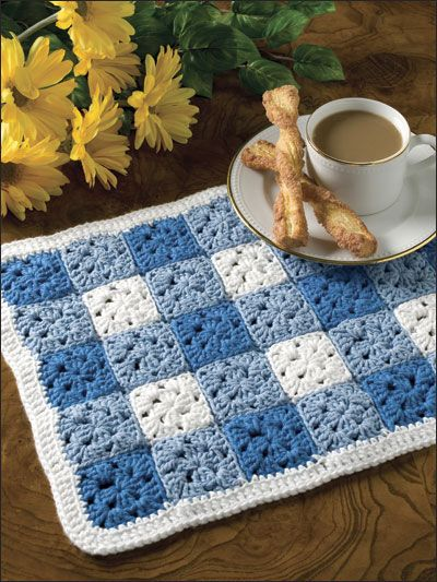 Gingham Place Mat