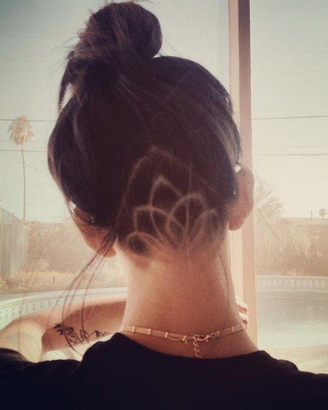 Si hace unos años se trataba de un peinado masculino y propio de raperos, ahora son la última tendencia en la moda capilar.  #tatuaje #tatoo #pelo #hair #hairstyle