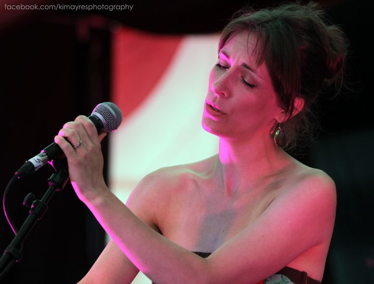 Emily Smith at The Wickerman Festival - 2014