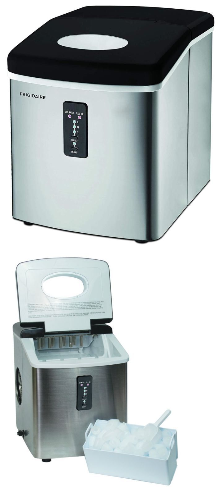 Countertop Ice Makers 122929 Igloo Ice103 Efic103 Ice Maker