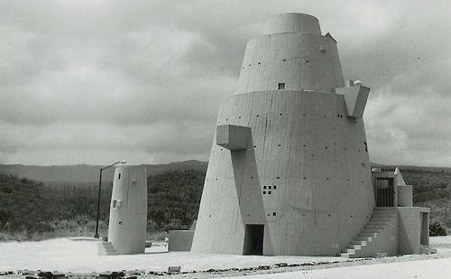 Gonzalo Fonseca: La Torre de los Vientos, estación 6 de la Ruta de la Amistad, México D.F., 1968