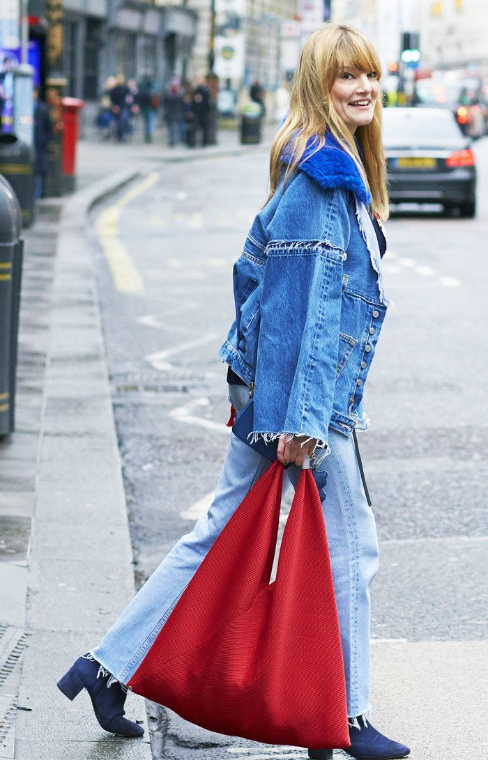 The 7 Best Street Style Looks From Men's London Fashion Week via @WhoWhatWearUK