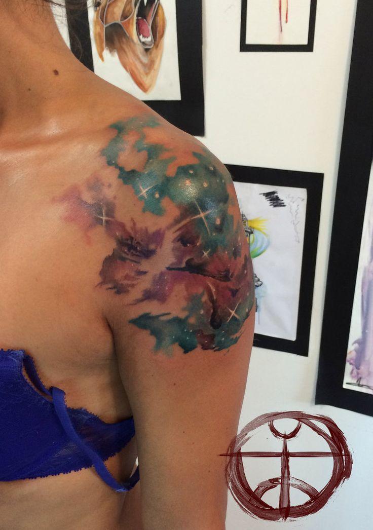 planets deviantart tattoo - photo #12