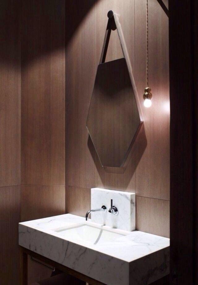 Modern Bathroom #modern #contemporary #design