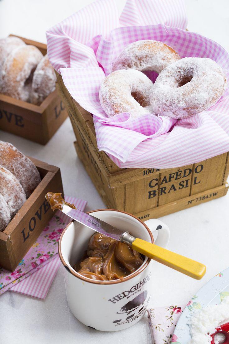Donuts Delícia de Doce de Leite | Vídeos e Receitas de Sobremesas