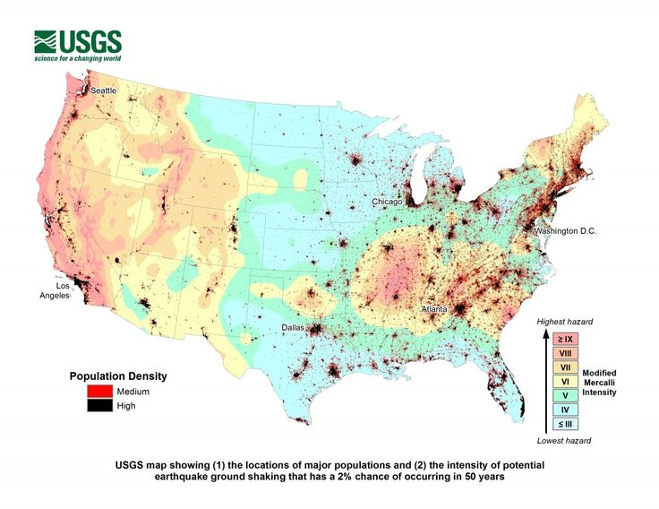 The Best Live Earthquake Map Ideas On Pinterest Usgs - Us natural distaster map