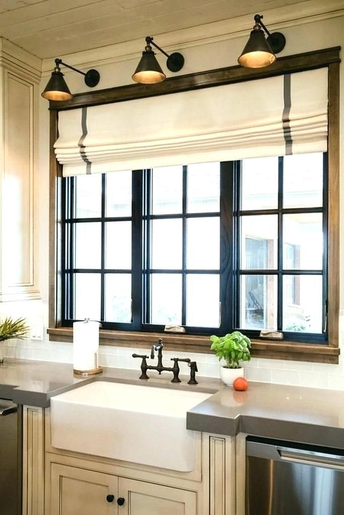 30 Kitchen Window Ideas Modern Large And Small Kitchen Window Dressing Ideas Trendy Farmhouse Kitchen Farmhouse Sink Kitchen Kitchen Sink Window