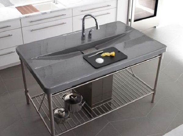 Gorgeous Kohler Kitchen Sinks   Hometone