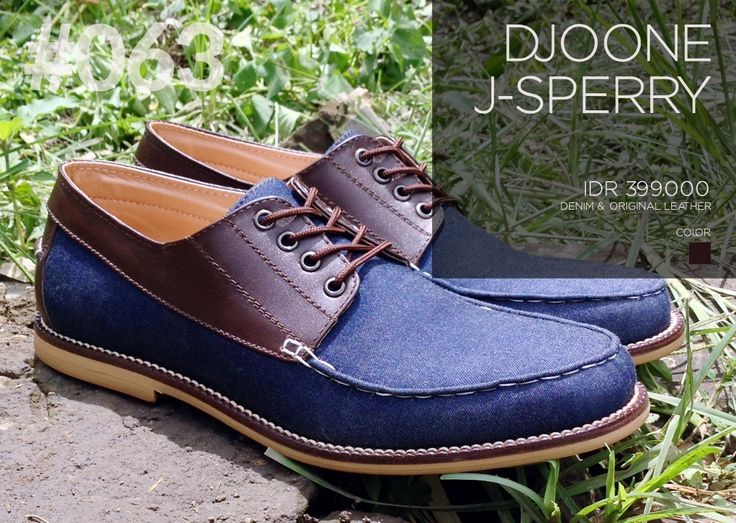 Men's Boots, 063 DJOONE J-Sperry. Download: http://lookbook.djoone.com