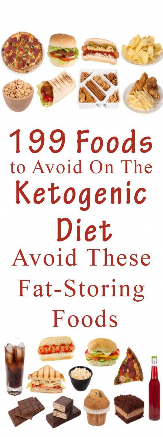199 Foods To Avoid On The Ketogenic Diet. If you want to succeed on a keto diet,…