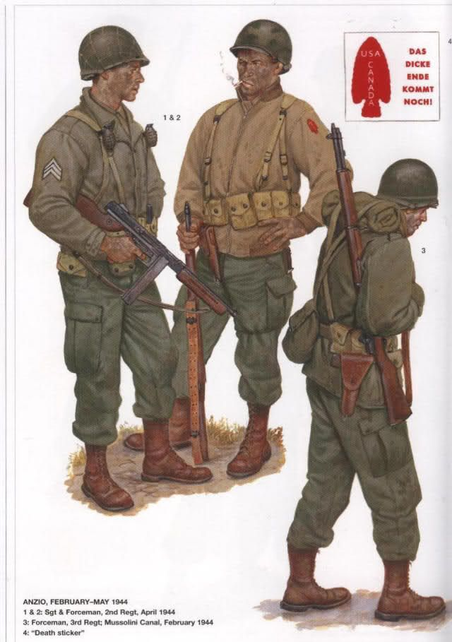170 best images about WWII Uniformi - U.S.A. on Pinterest ...