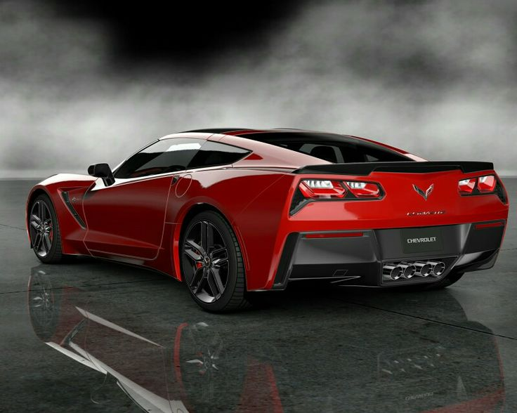 Accept. Red sweet adri corvette not