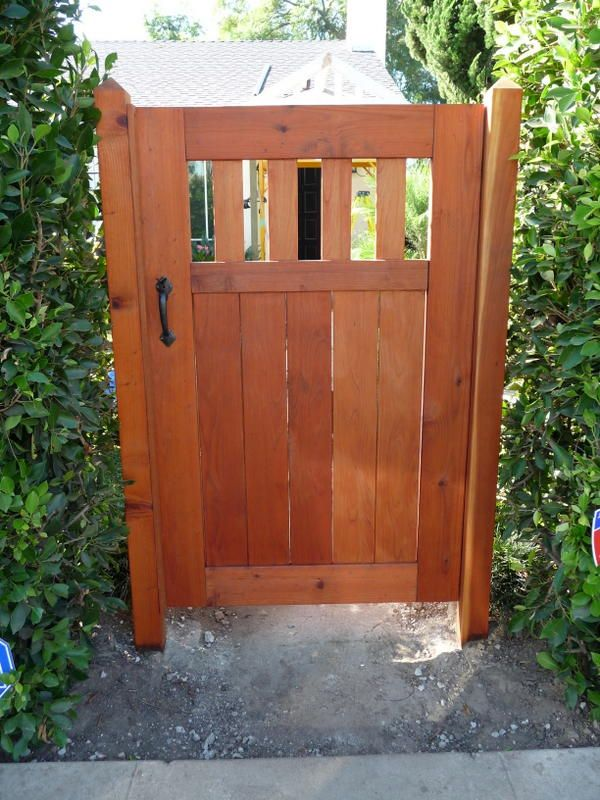 Craftsman Entry Gate 42 best Gate images