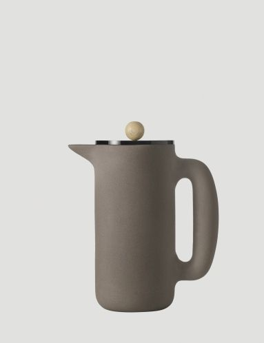 Push - Modern Scandinavian Design Coffee Maker by Muuto - Muuto
