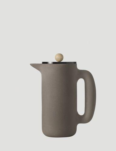 Push - Modern Scandinavian Design Coffee Maker by Muuto - Muuto