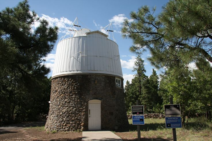 Pluto Dome at Lowell Observatory