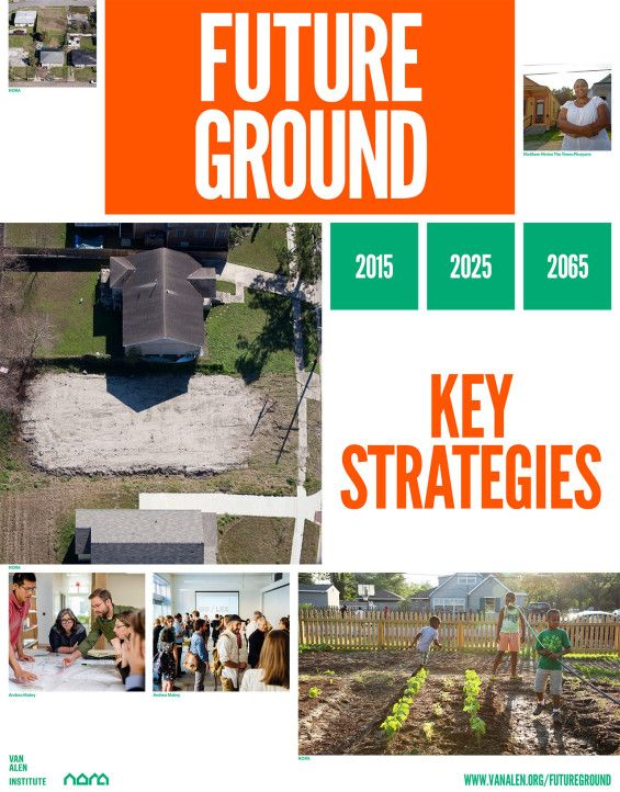 Six Key Strategies for Vacant Land in the Future City #NOLA #USA #urbanism #planning #urban #design #strategy