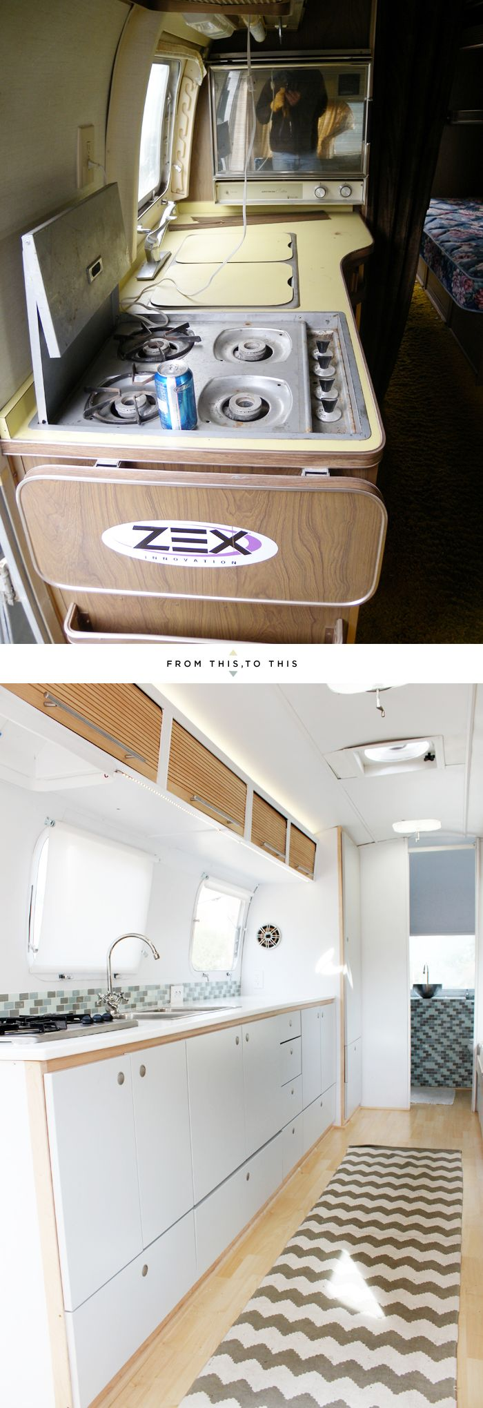 http://www.replacementtrailerparts.com/trailercabinets.php has some info on how to locate cabinets for various types of enclosed trailers.