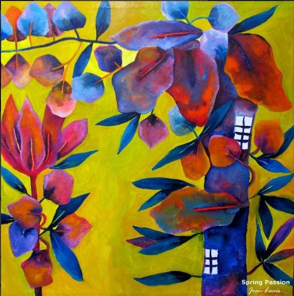 by Joan Louis