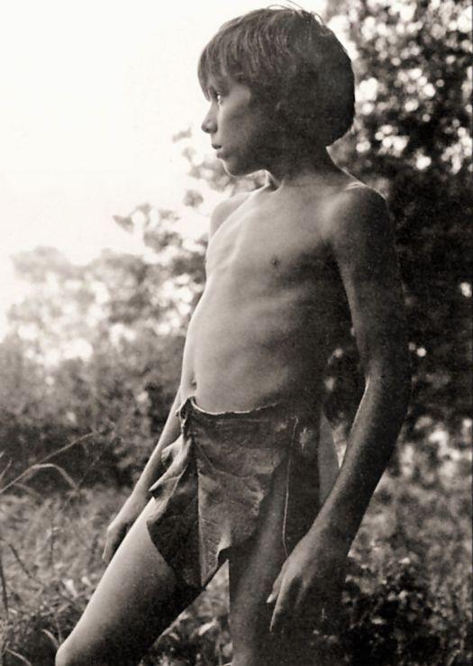 indian teen boys in loincloth