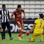 Copa Libertadores: Tras 41 años, Huracán volvió a la Copa con una goleada soñada