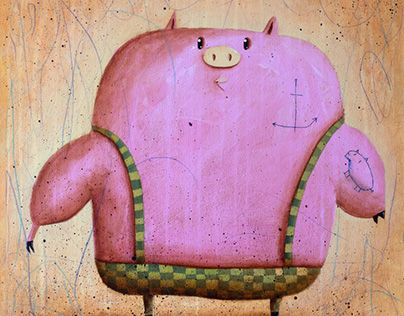 "Check out new work on my @Behance portfolio: ""!!! NEWS - BigPig"""" http://be.net/gallery/45002455/-NEWS-BigPig"