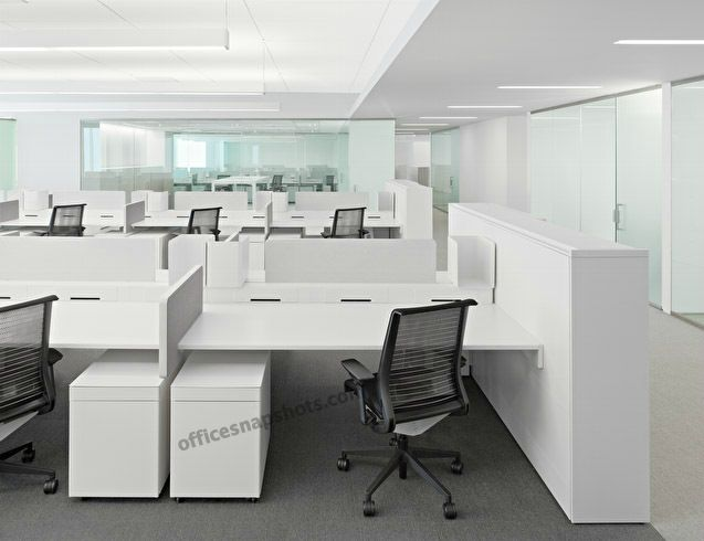 EXCLUSIVE: Amazing Photos From Inside Apple Headquarters - Office Snapshots