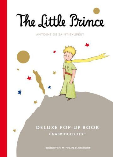 The Little Prince as a Pop-Up Book   Brain Pickings