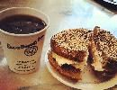 #Cafe, #Backery Ess-A-Bagel, 831 3rd Avenue, 10022 New York City - Amazing bagels, luscious, appetizing salads, varieties of cream cheese and great catering services including vegetarian offers. From 9 grain to sesamem, everything bagels and finest assortment of cakes, pastries, rugelach, muffins, and cookies.