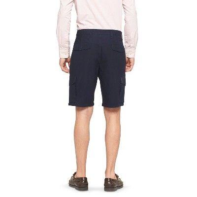 Men's Chino Shorts Blue 28 - Merona, Federal Blue