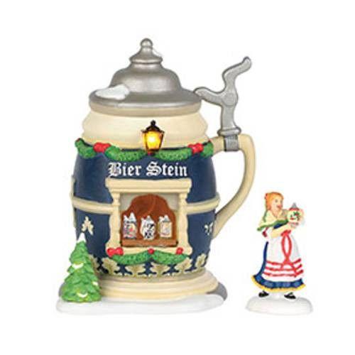 DEPT-56-ALPINE-CHRISTMAS-MARKET-THE-BIER-STEIN-BOOTH