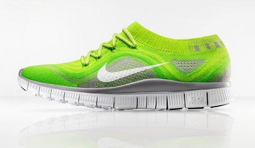 Nike Free Hyperfeel и Flyknit: кроссовки-носки для бега   Промышленный дизайн   Техника и технологии   Compulenta