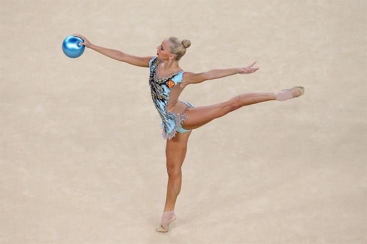 Rhythmic Gymnastics - Russian Federation - Individual All-Around - Individual…