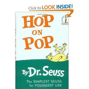 dr seuss pdf hop on pop