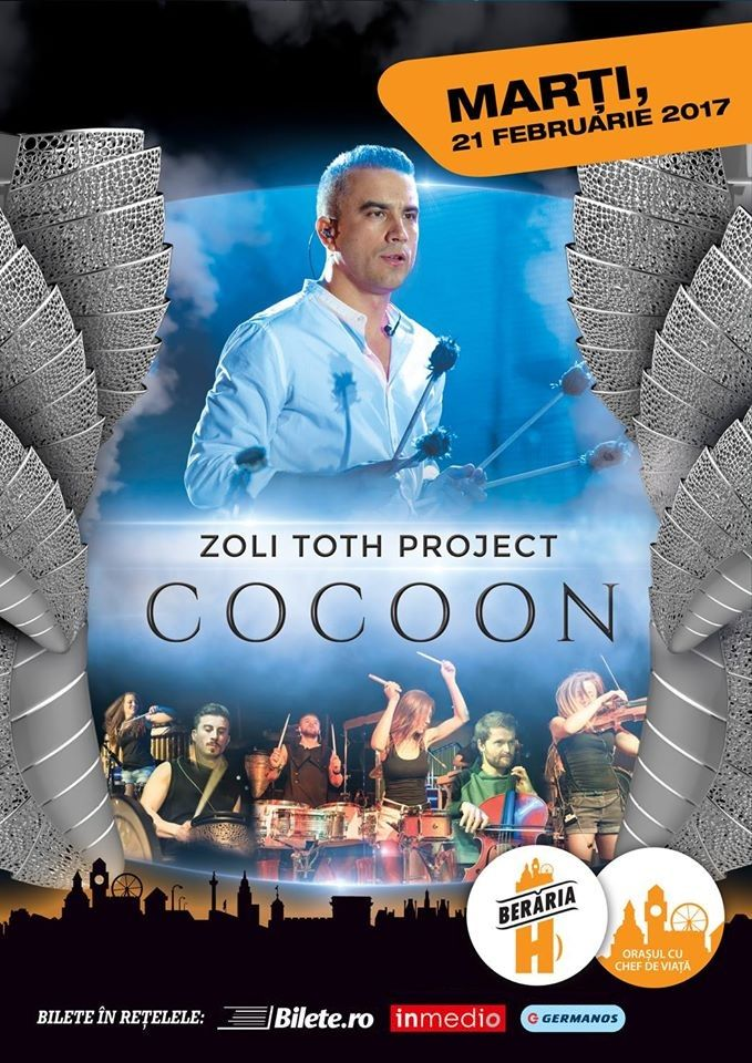 Zoli TOTH Project Cocoon