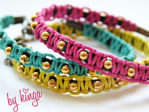 #macrame #bracelet #diy
