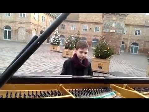 Boros Misi a Zsolnay Negyedben 2014 12 15