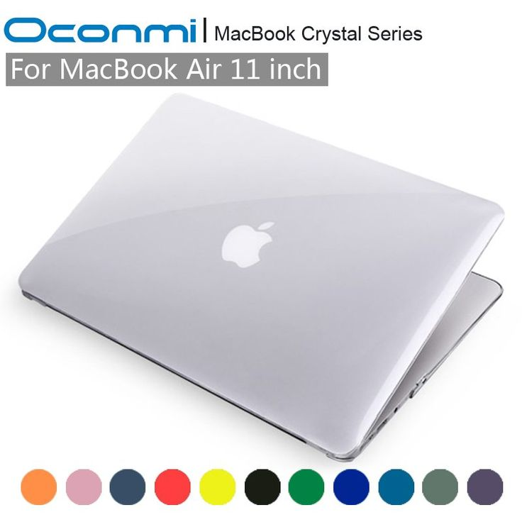 Crystal Transparent Clear Hard Case for Apple Macbook Air 11 cover 11.6 inch A1465 A1370 laptop bag for Macbook Air 11 case //Price: $11.99//     #storecharger