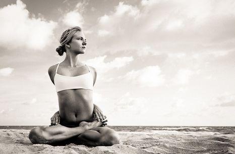 Baddha Padmasana - Bound Lotus Pose