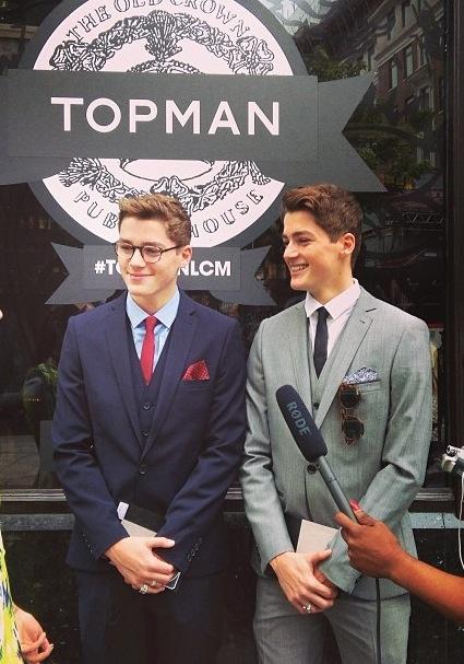 Jack & Finn Harries