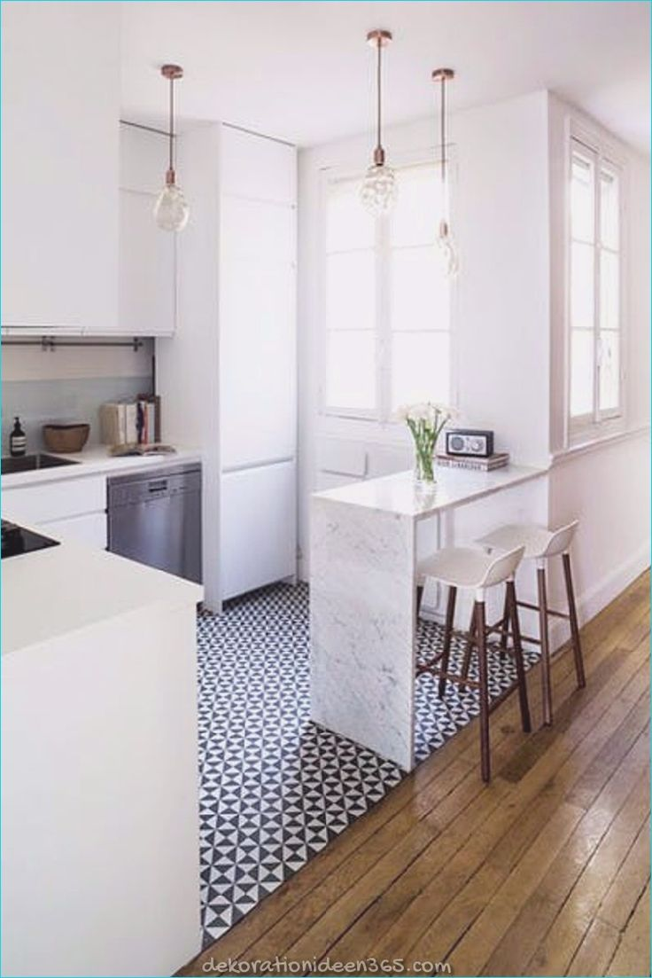 Küchen 50 neue Designideen zur Maximierung der Räume