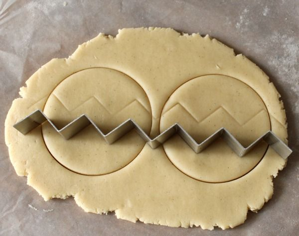 Chevron Cookie  http://www.cheapcookiecutters.com/collections/frontpage/products/chevron-cookie-cutter