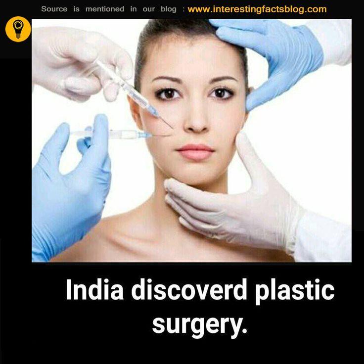 History Of Plastic Surgery